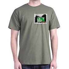 68th STREET, BROOKLYN, NYC T-Shirt