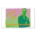 Lewy Stix Rectangle Sticker 10 pk)