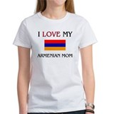 I Love My Armenian Mom Tee