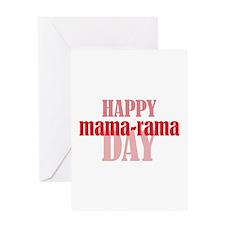 Mama Greeting Card