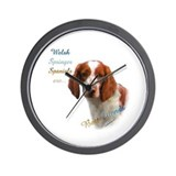 Welsh Springer Best Friend 1 Wall Clock