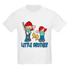 Fishing Buddys Little Brother T-Shirt