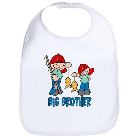 Fishing Buddys Big Brother Bib