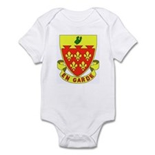 77TH FIELD ARTILLERY Infant Creeper