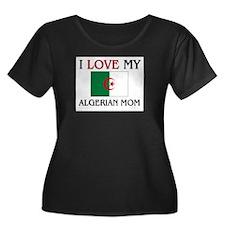 I Love My Algerian Mom T