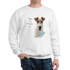 Wire Fox Best Friend 1 Sweatshirt