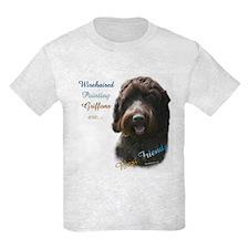 Wirehaired Best Friend 1 T-Shirt