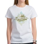 Eagle Wisconsin Women's T-Shirt