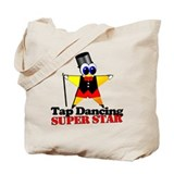Tap Dance Star Tote Bag