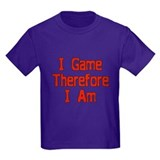 I game, therefore I am T