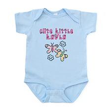 Cute Little Layla Infant Bodysuit