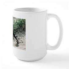 Australian Magpie on Beach Coffee Mug