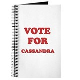 Vote for CASSANDRA Journal