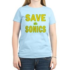 Save the Sonics in Seattle T-Shirt