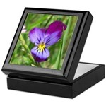 Field Flower Keepsake Box