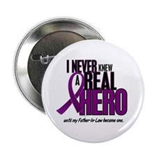 "Never Knew A Hero 2 Purple (Father-In-Law) 2.25"" B"