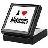 ALESSANDRA Tile Box