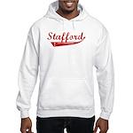 Stafford (red vintage) Hooded Sweatshirt