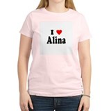 ALINA Womens Light T-Shirt