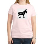 Nice Ass ~  Women's Pink T-Shirt