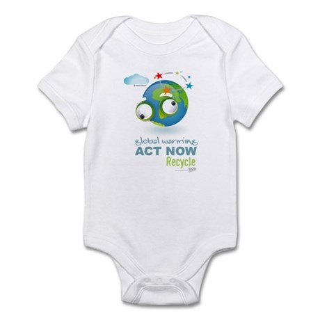 Suffering Earth Infant Bodysuit