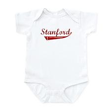 Stanford (red vintage) Infant Bodysuit