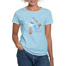It's a Boy! Stork (aa) T-Shirt