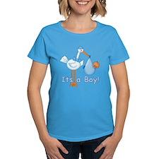 It's a Boy! Stork (aa) Tee