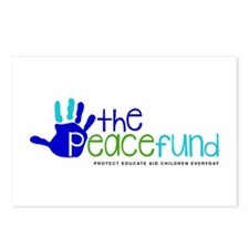 Peace Fund Postcards (Package of 8)