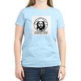 What did Jesus Do? - Rice Farmer? ~ Women's Pink T