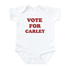 Vote for CARLEY Infant Bodysuit