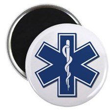 "EMT Rescue 2.25"" Magnet (100 pack)"