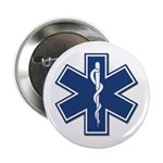 "EMT Rescue 2.25"" Button"
