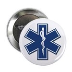 "EMT Rescue 2.25"" Button (100 pack)"