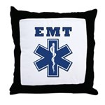 EMT Rescue Throw Pillow