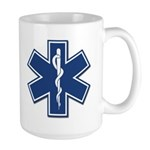 EMT Rescue Large Mug