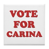 Vote for CARINA Tile Coaster