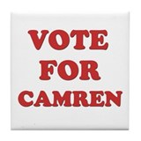 Vote for CAMREN Tile Coaster