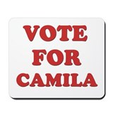 Vote for CAMILA Mousepad