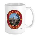 Maryland Masons Large Mug