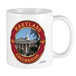 Maryland Masons Mug