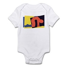 Cat Pose Infant Bodysuit