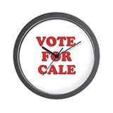 Vote for CALE Wall Clock