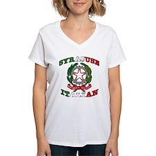 Syracuse Italian Shirt