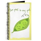 Two Peas In My Pod Pregnancy Journal