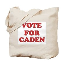 Vote for CADEN Tote Bag