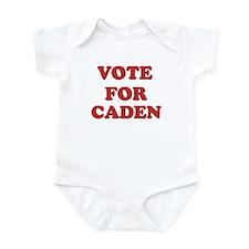 Vote for CADEN Infant Bodysuit