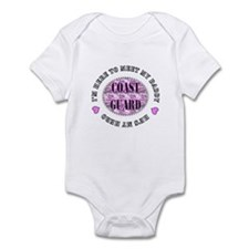 I'm here to meet my daddy Infant Bodysuit