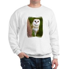 Cute Barn owl Sweatshirt