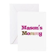 Mason's Mommy Greeting Cards (Pk of 10)